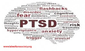 Discussion About - Post- Alarming Accent Ataxia or, Post-Traumatic Stress Disorder (PTSD)-0040.............